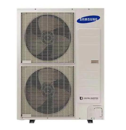 家用中央空调 DVM S ECO 侧出风变频多联机 室外机