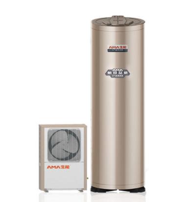 COP4.4家用中央热水器空气能热水泵巡洋元帅水循环210L/310L/510L